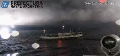 中國漁船南美外海捕魚61天 阿根廷開火震碎玻璃心