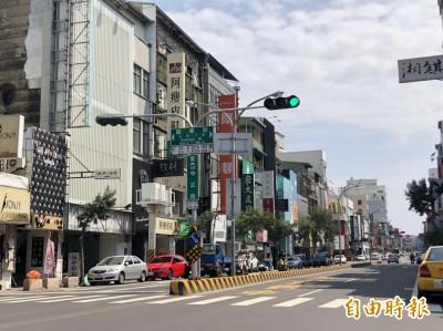 台南「中正」路名有34條 改名難度高迄無成案