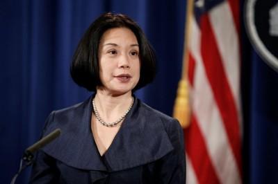 美司法部第3號職位 川普擬提台灣移民之女出任