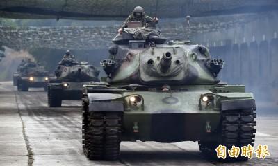 中國國防預算是我國總預算3倍 專家籲強化台灣自我防衛能力