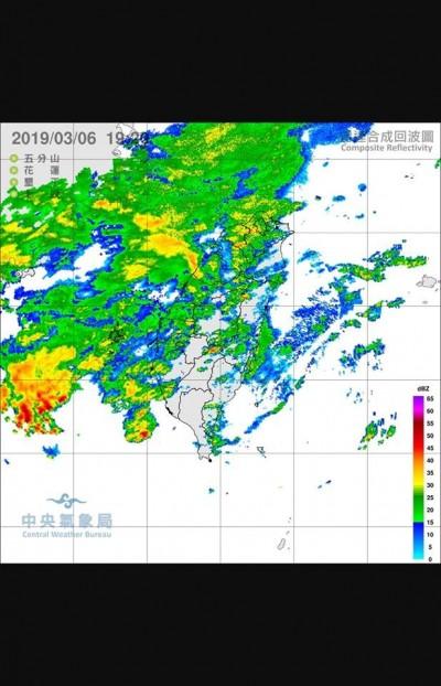 雨來了!鄭明典分析雨勢不弱 中南部有望「解渴」