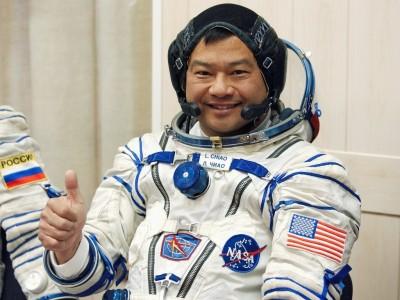 NASA太空站指揮官首次登陸高雄 分享太空人生