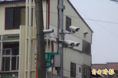 換裝4000多支監視器抓違規? 嘉義縣警局澄清