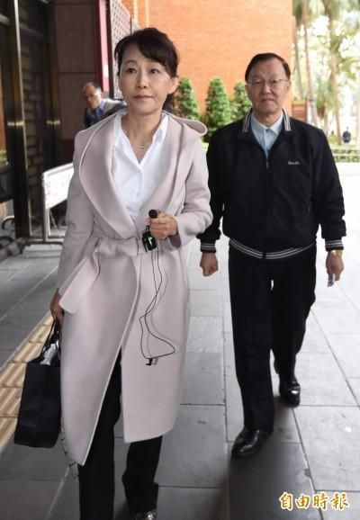 李新墜樓現場「口罩女」被誤認 郭新政怒告誹謗不起訴