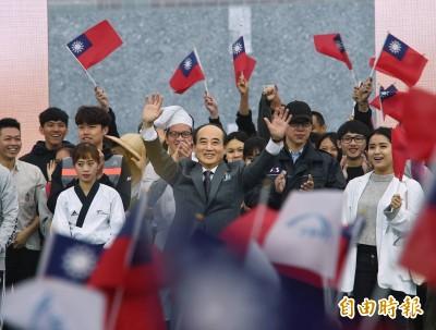 「寒」流加持 王金平宣布參選2020總統