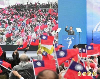 王金平選TICC宣布參選 「有自信重現台灣錢淹腳目」