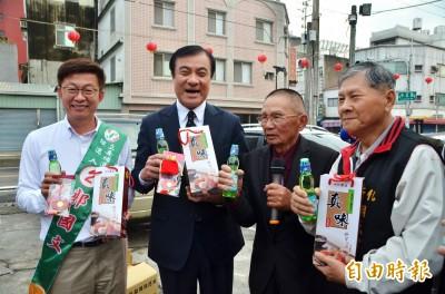 拜訪前總統陳水扁 郭國文:請益並尋求支持