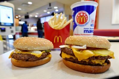 用聞的不會變胖!澳洲公司研發麥當勞吉士牛肉堡蠟燭