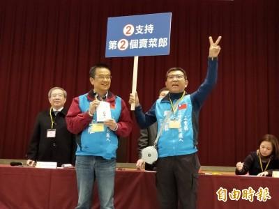 這也要搭「韓流」…鄭世維竟在選舉公報放韓國瑜照片