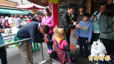 台南這戰關係台灣民主保衛戰  賴清德:爭口氣就會贏