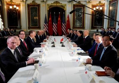貿易戰談判「找共同點」 中商務部:雙方代表都喝白開水