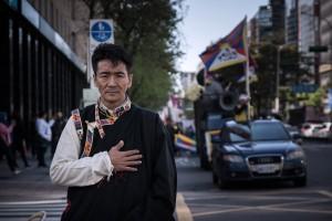 西藏抗暴60周年 在台藏人:台灣、西藏要走不畏極權的路