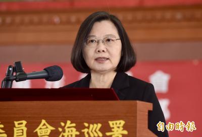 談2020大選 陳水扁:蔡英文3/22必成民進黨總統候選人