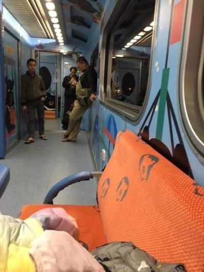 申訴台鐵親子車廂被霸占 車長反應讓媽媽好受傷
