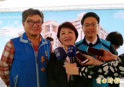 立委補選 盧秀燕:民進黨打同情牌,誰同情人民?