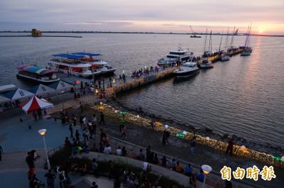 小琉球「大」航海時代? 「鵬琉線」在台灣燈會後開航