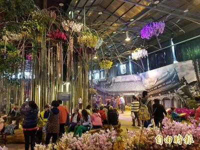 台灣國際蘭展閉幕 台南將爭取2025亞太蘭展