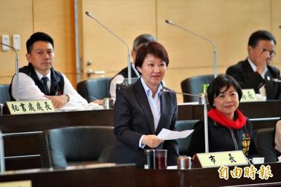 韓國瑜稱會做滿4年 盧秀燕:政治有時身不由己