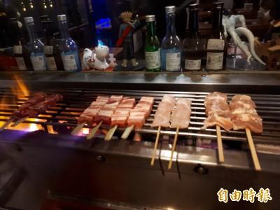 天天吃好料》新竹「大村武」居酒屋 日式串燒美味