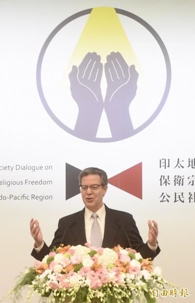 美國宗教自由大使喊話中國:應與達賴喇嘛對話