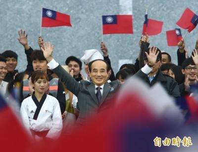 韓國瑜稱不領表會做滿4年  王金平:尊重