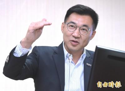 立院國民黨團拜會司法院 要求年改釋憲進行言詞辯論