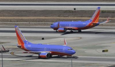擁有最大波音737 MAX8機群 西南航空:對飛機有信心