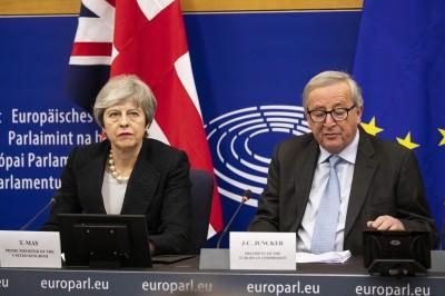 新版脫歐協議草案 英國國會明凌晨3時闖關