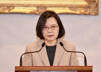 小英出訪南太友邦擬過境美國  中國外交部氣嗆:反對!