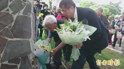 台南市正義與勇氣紀念日 文史界連署成立湯德章紀念館