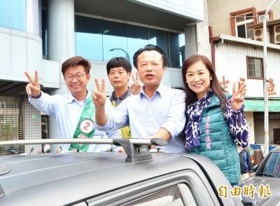 讓民進黨這口氣上來!力挺郭國文 翁章梁籲搶救、團結