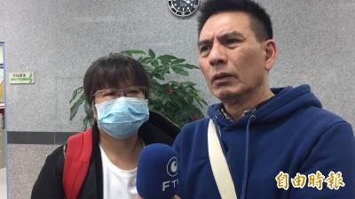 韓粉恐嚇「別以為不敢動你兒子」  黃光芹偕夫赴警局報案