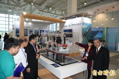 亞太國際風電展 宏華營造佈局離岸風電