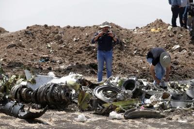 無法讀取失事客機黑盒子 衣索比亞要送海外分析