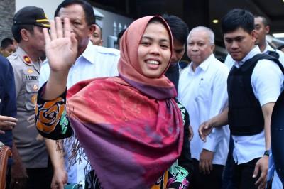 涉嫌暗殺金正男卻被釋放 印尼女出面說話了!