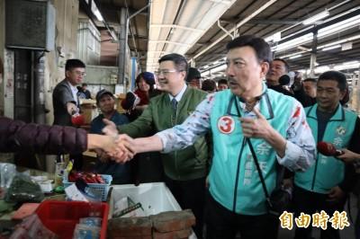 韓冰輔選鄭世維引暴動 余天:我聽到很多攤商在抱怨