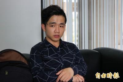 推特直播痛批習近平 中國籍學生李家寶:不後悔