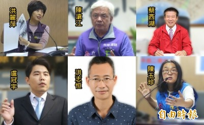 金門立委補選結果出爐!》陳玉珍7117票自行宣布當選