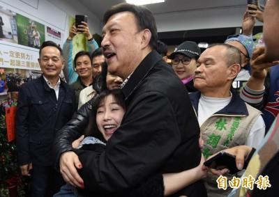 新北立委補選結果出爐》民進黨余天以56888票勝選