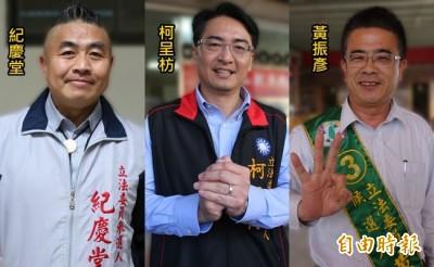 彰縣立委補選結果出爐!》柯呈枋47835票 自行宣布當選