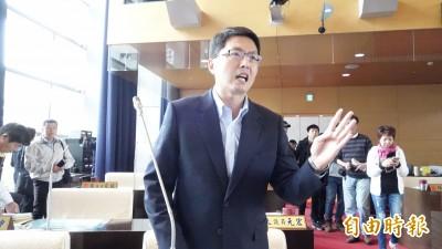 盧秀燕不配合總統交管? 議員痛斥:激化社會對立
