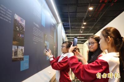 戴上VR暢遊清明上河圖! 全國首座體感教育轉運站啟用