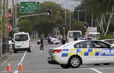 紐西蘭全國警戒!「可能再有恐攻」 警籲遠離清真寺