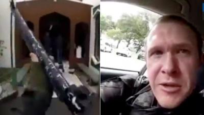 紐西蘭清真寺槍擊案至少49死 槍手「第一人稱」直播行兇過程