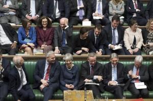 英國3月29日脫歐跳票! 國會決議延後期限