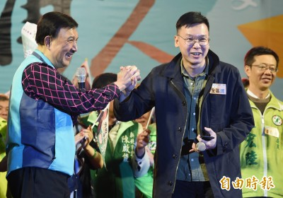 關心台灣未來發展!林飛帆將現身力挺余天