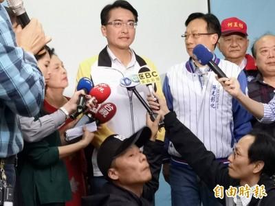 彰化立委補選   國民黨柯呈枋自行宣布當選