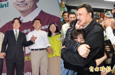 立委補選拿下台南、新北 黨政人士:府院執政團隊氣勢提振