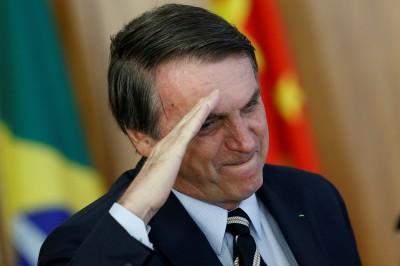巴西總統下週訪美 會川普前先見班農