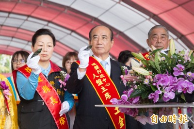 立委補選國民黨僅拿1席 王金平:多虧韓流否則輸更多
